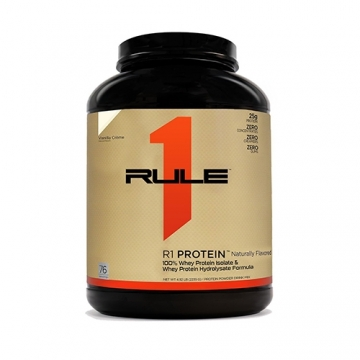 Rule1 R1 Protein - naturally flavored (5lbs)