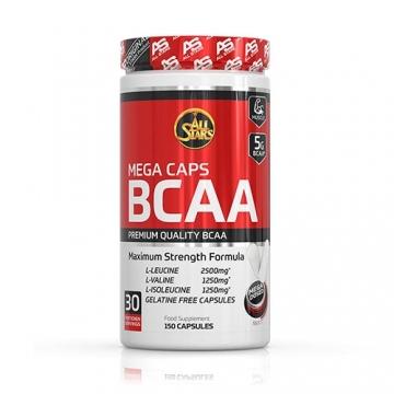 All Stars BCAA Mega Caps (150 caps)