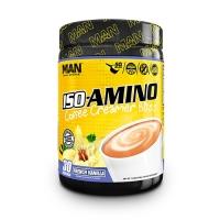 MAN ISO Amino Coffee Creamer (30 serv) (50% OFF - short exp. date)
