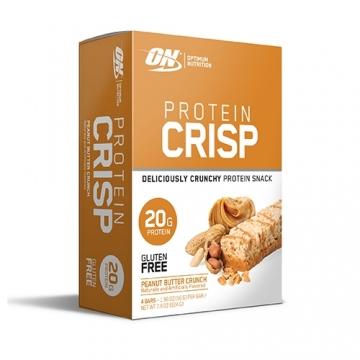 Optimum Nutrition Protein Crisp Bar (10x65g)