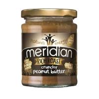 Meridian Foods Peanut Butter Rich Roast (6x280g) (25% OFF - short exp. date)
