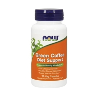 Now Foods Green Coffee Diet Support (90) (25% OFF - short exp. date)