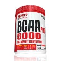 San BCAA-Pro 5000 (100 serv) (25% OFF - short exp. date)