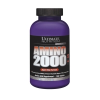 Ultimate Nutrition Super Whey Amino 2000 (150Tabs) (25% OFF - short exp. date)