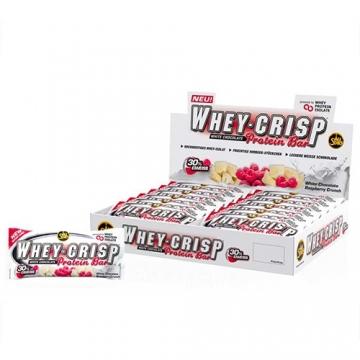 All Stars Whey Crisp Bar (25x50g)