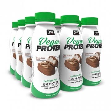 Qnt Vegan Protein Shake (12x310ml)