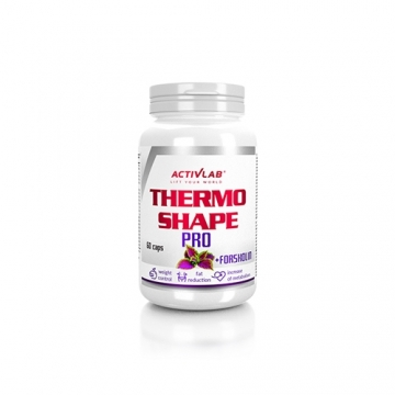 Activlab Thermo Shape Pro (60 Caps)