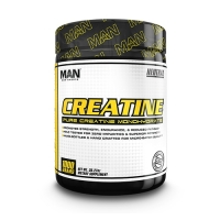 MAN Creatine Monohydrate (1000g) (50% OFF - short exp. date)