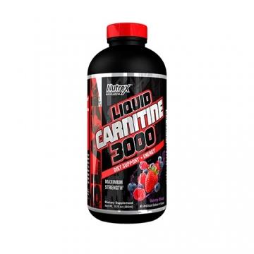 Nutrex Research Liquid Carnitine 3000 (480ml)