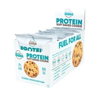 Buff Bake Soft Baked Protein Cookie (12x80g) (25% OFF - short exp. date)