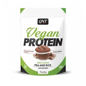 Qnt Vegan Protein Powder (500g)