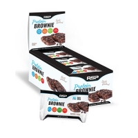 Rsp Nutrition Protein Brownie (12x53g) (50% OFF - short exp. date)
