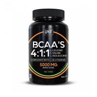 Qnt BCAA 4:1:1 + L-Glutamine (180 Tabs)