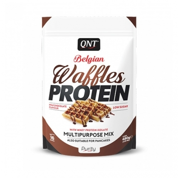 Qnt Belgian Waffles Protein (480g)