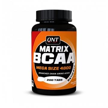 Qnt Matrix BCAA 4800 (200 Tabs)