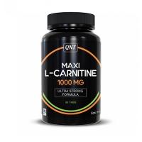 Qnt Maxi L-Carnitine 1000 mg (90 Tabs)