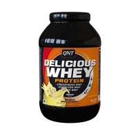 Qnt Delicious Whey Protein (1000g) (25% OFF - short exp. date)