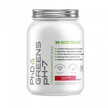 PhD Greens pH-7 (330g)