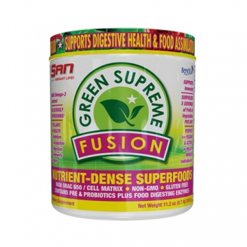 San Green Supreme Fusion (316,5g)