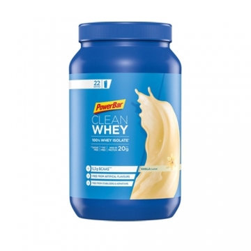 Powerbar Clean Whey 100 % Whey Isolate (570g)
