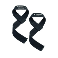 Harbinger Cotton Lifting Straps (Black)