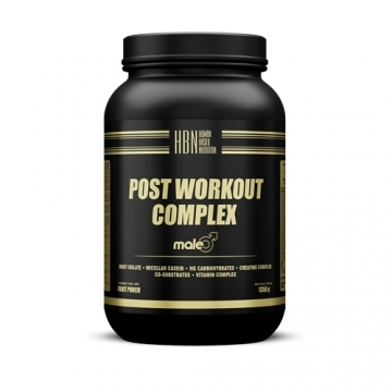 Peak HBN - Post Workout Complex Male (1350g)