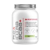 PhD Intra BCAA+ (450g) (25% OFF - short exp. date)
