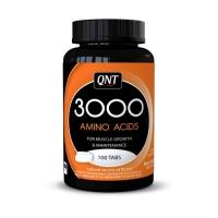 Qnt Amino Acid 3000mg (100 Tabs)