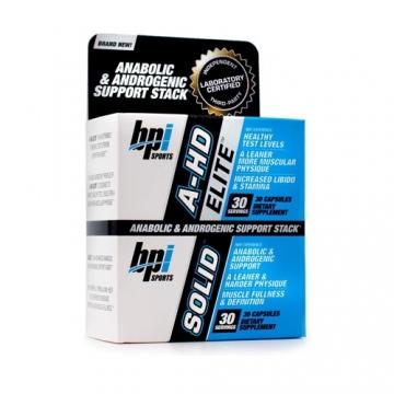 Bpi Sports A-HD Elite Solid (30+30)