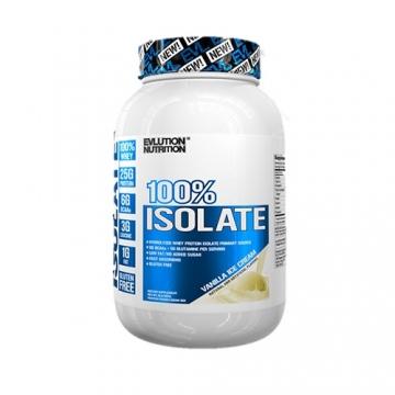 Evl Nutrition 100% Isolate (1.6lbs)
