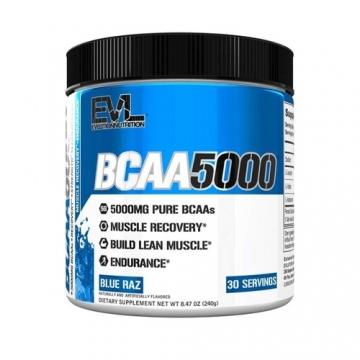 Evl Nutrition Flavored BCAA 5000 (30 serv)