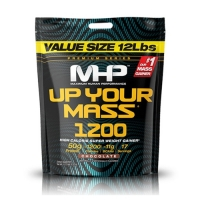 Mhp Up Your Mass 1200 (12lbs) (damaged)(50% OFF - short exp. date)