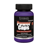 Ultimate Nutrition Power Caps (90) (50% OFF - short exp. date)