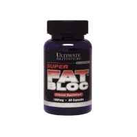 Ultimate Nutrition Super Fat Bloc (60Caps) (50% OFF - short exp. date)
