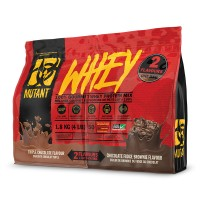 Mutant Whey Dual Bag Triple Chocolate / Fudge Brownie