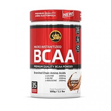 All Stars BCAA Powder (500g) (25% OFF - short exp. date)