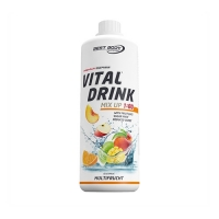 Best Body Nutrition Low Carb Vital Drink (1000ml) (25% OFF - short exp. date)