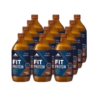 Multipower Fit Protein (12x500ml) (25% OFF - short exp. date)