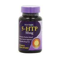 Natrol 5-HTP 50mg (30) (25% OFF - short exp. date)