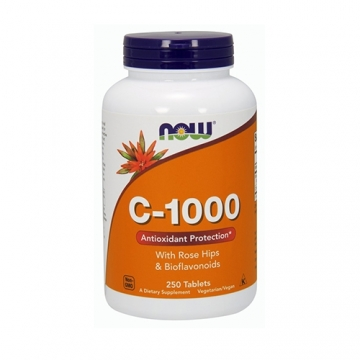 Now Foods C-1000 (250 Tabs)