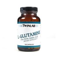 Twinlab L-Glutamine (100) (25% OFF - short exp. date)