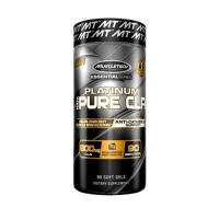 Muscletech Essential Series Platinum Pure CLA (90) (50% OFF - short exp. date)