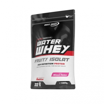 Best Body Nutrition Water Whey Fruity Isolate (1000g)