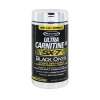 Muscletech SX-7 Black Onyx Ultra Carnitine 3X (120) (25% OFF - short exp. date)