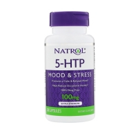 Natrol 5-HTP 100mg (30) (50% OFF - short exp. date)