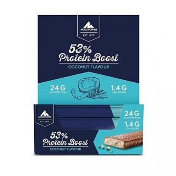 Multipower 53% Protein Boost Bar (20x45g)