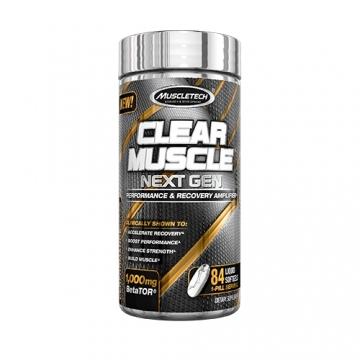 Muscletech Performance Series Clear Muscle Next Gen (84 Caps)