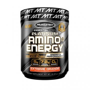 Muscletech Essential Series Platinum Amino+ Energy (30 serv)