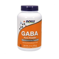 Now Foods Gaba Powder (170g)