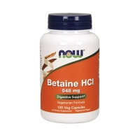 Now Foods Betaine HCl (120)